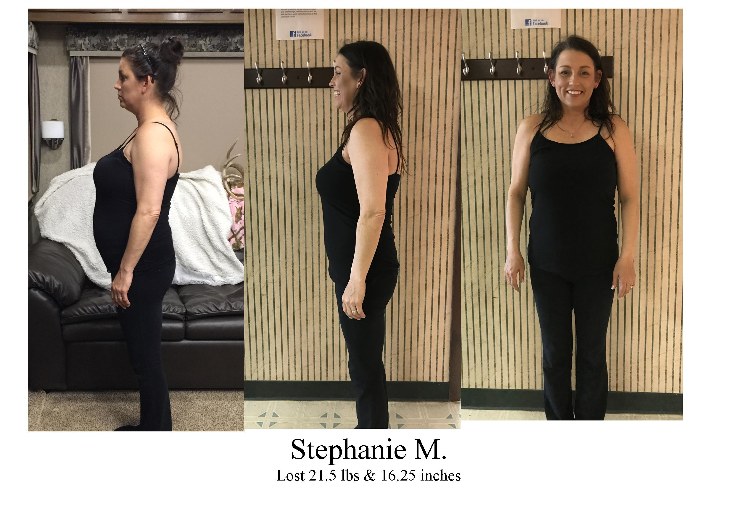 Weight Loss - Stephanie M